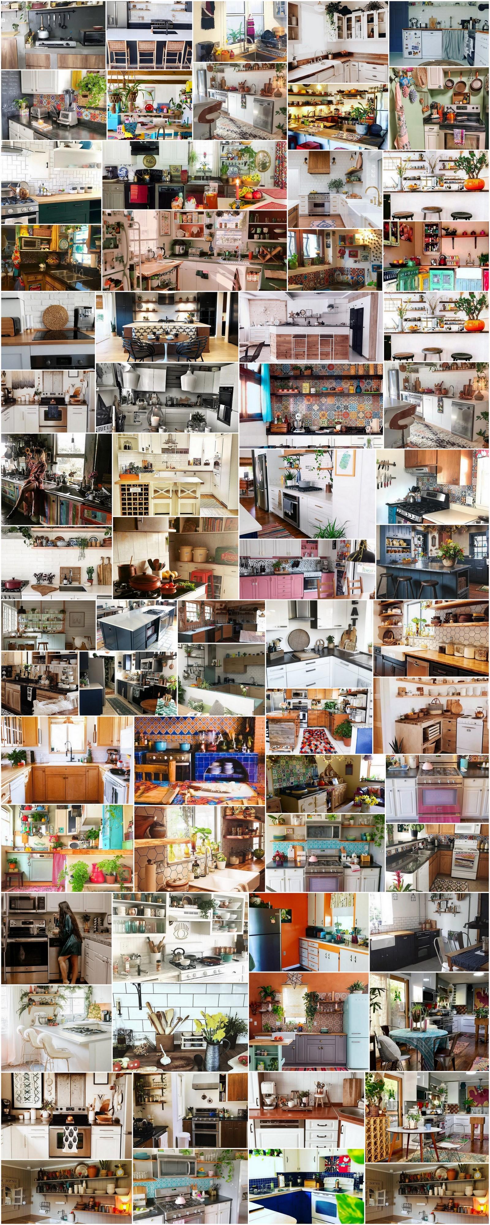 Top Ideas To Get Boho Style Kitchen Hippie Boho Gypsy